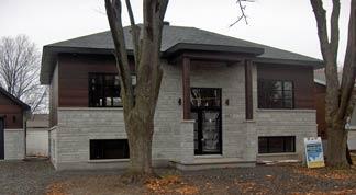 renovation maison plan agrandissement plan ajout garage. Black Bedroom Furniture Sets. Home Design Ideas